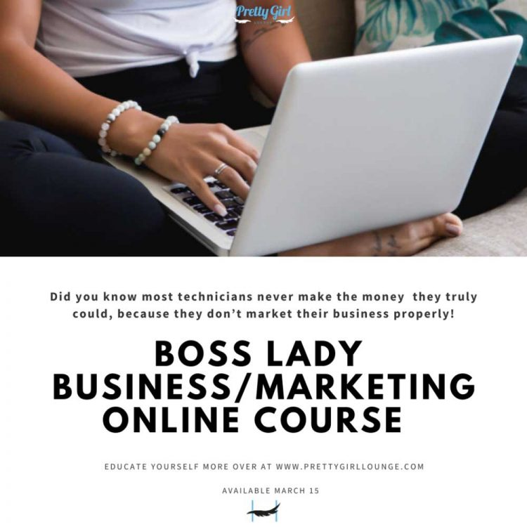 Boss Lady Business Marketing Online Course